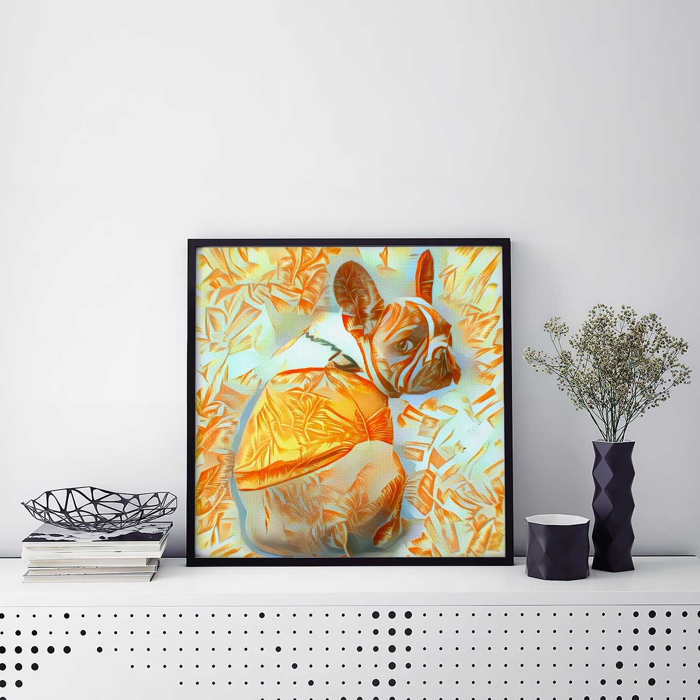 Execution & Eye - Remarkable personalized pet portraits