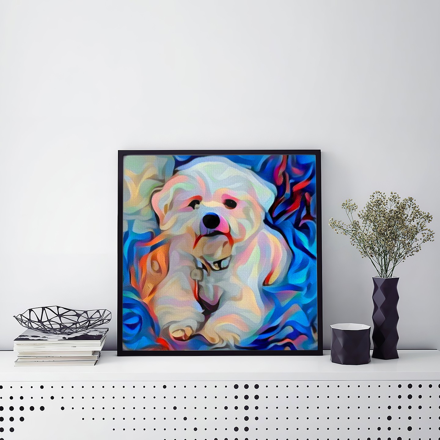 Figured Philosophy - Remarkable personalized pet portraits