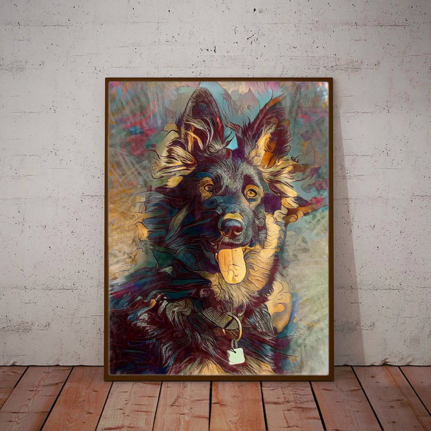 The Significance - One of a kind pet portraits made to order