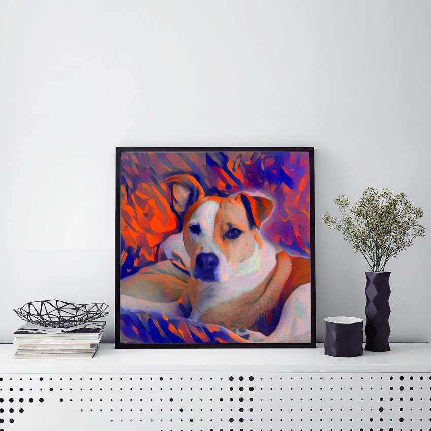 The Creation  - Beyond comparison pet paintings