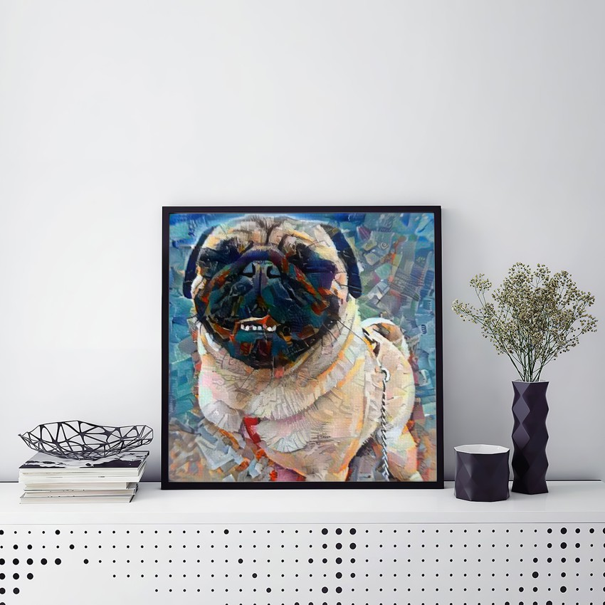 Energy - Bespoke pet portraits personalized just for you