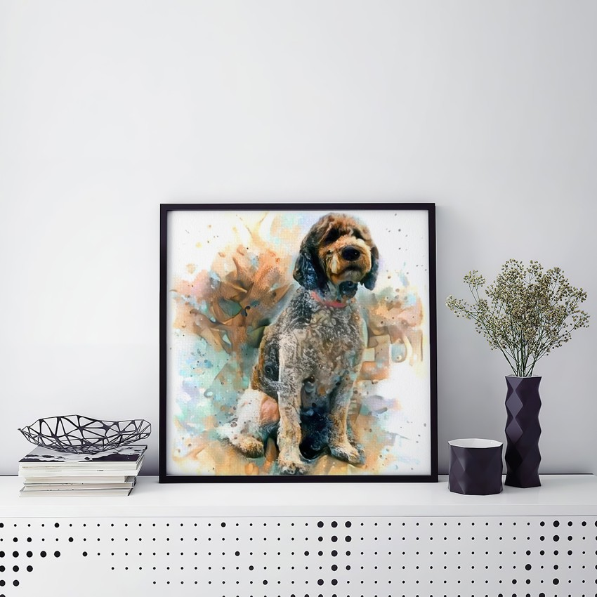 Dimension in Dimension - Inimitable customized pet portraits