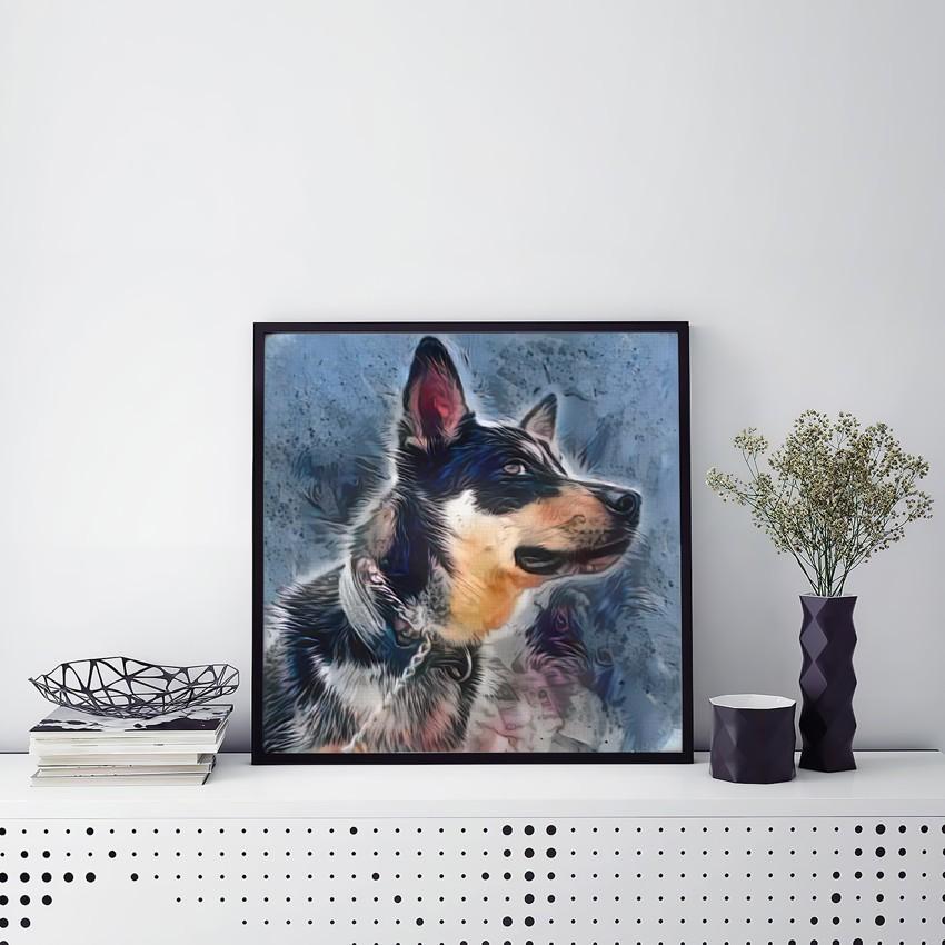Element - Incomparable pet portrait art
