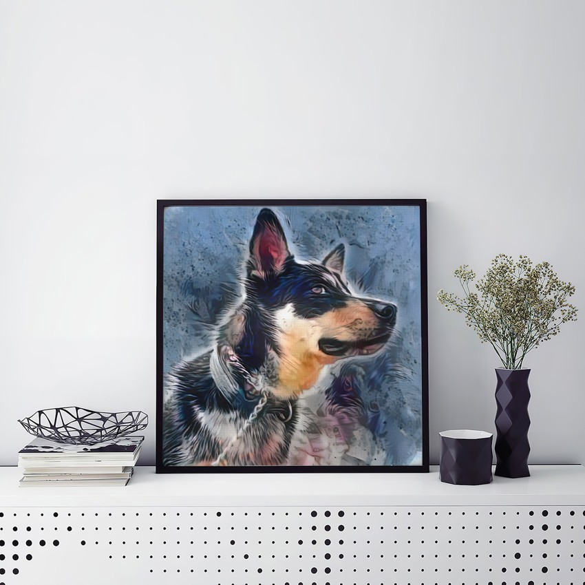 Element Custom Pet Portrait