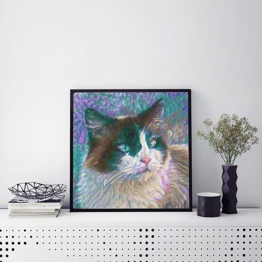Preconceived Part 1 - Inimitable customized pet portraits