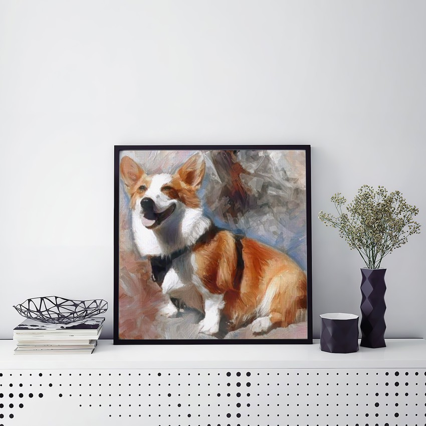 The Right Field  - Unmatched pet art