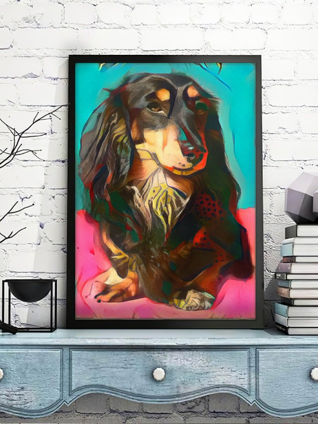 Supposed Formation 45 - Unique custom pet portraits