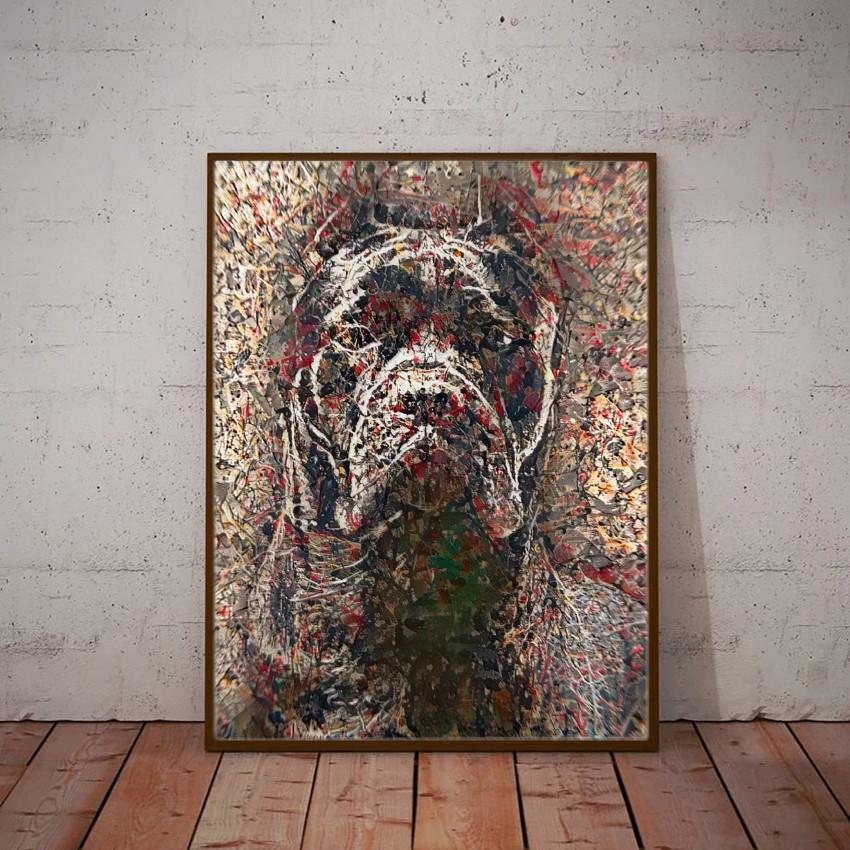 The Inverse Incident - Unparalleled pet portrait