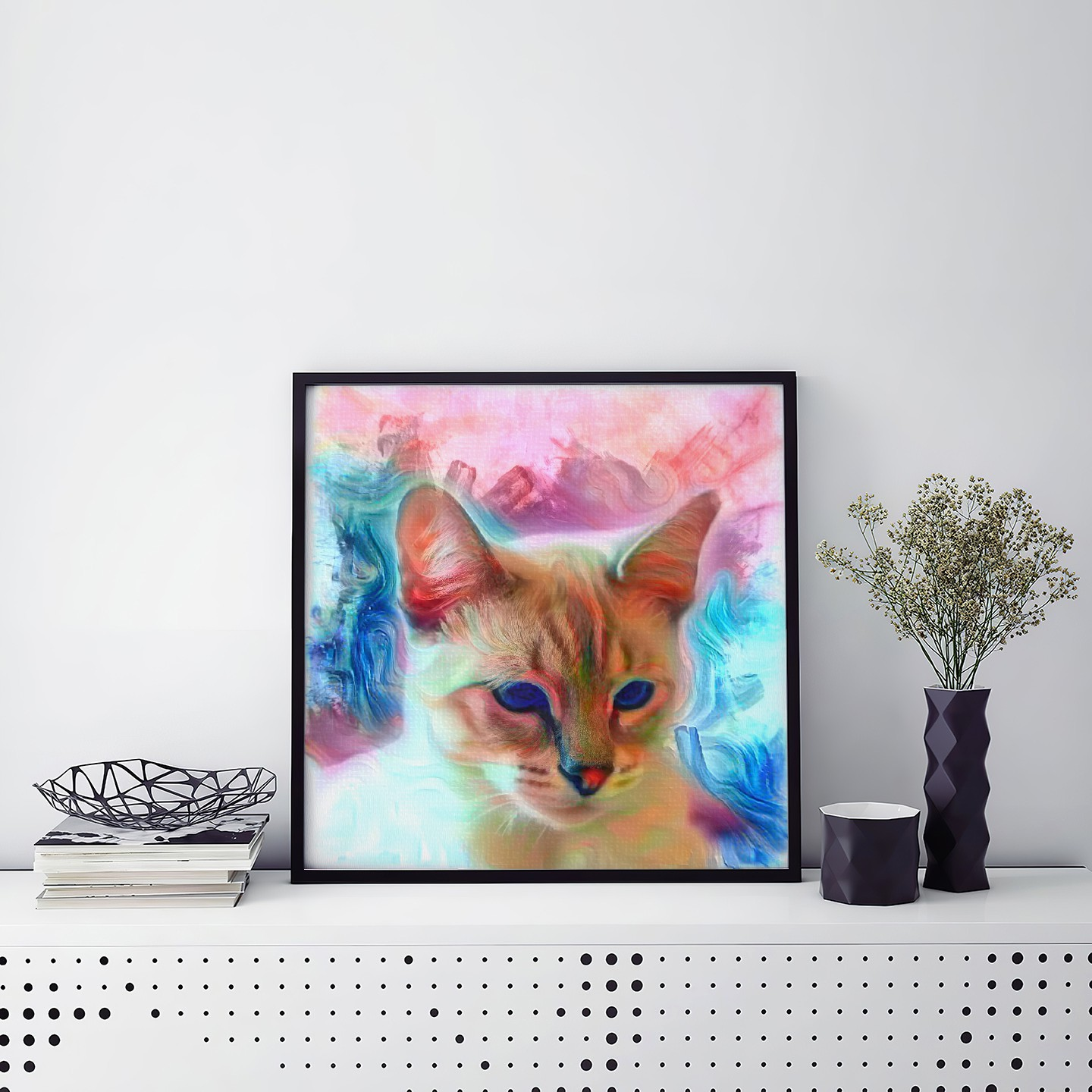 Speculative - Unique custom pet portraits