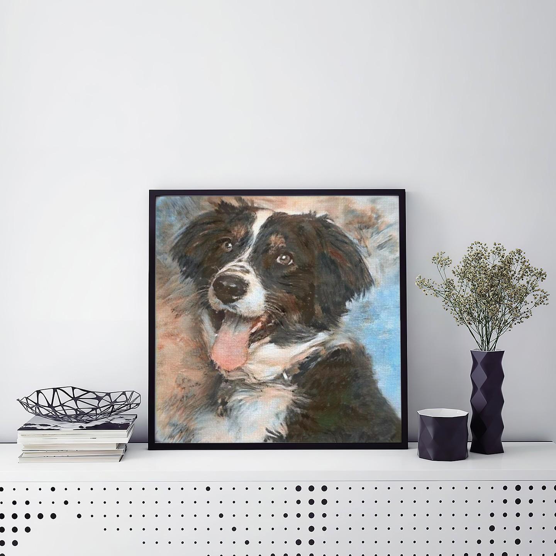 A Sketch Study - Unmatched pet art