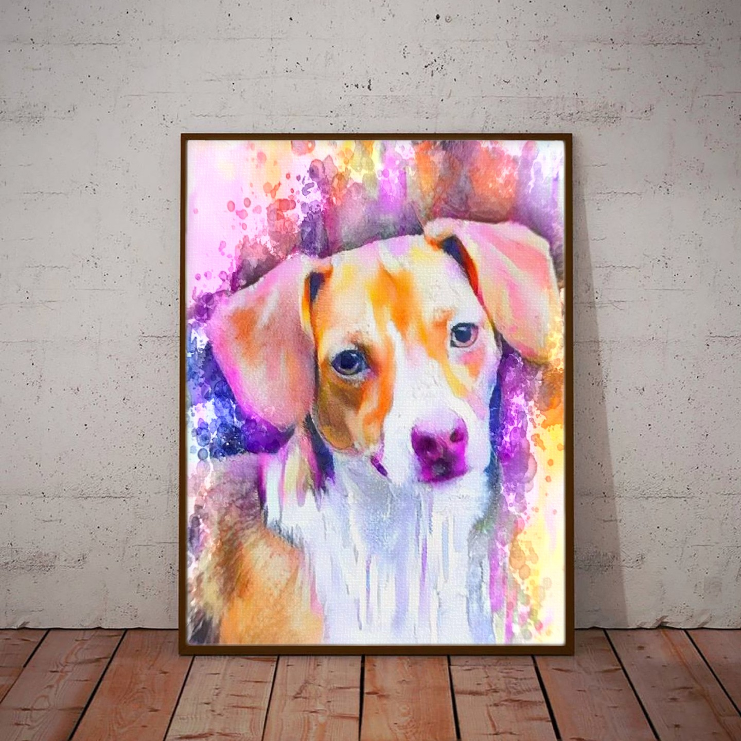 Depth and Philosophy - Remarkable personalized pet portraits