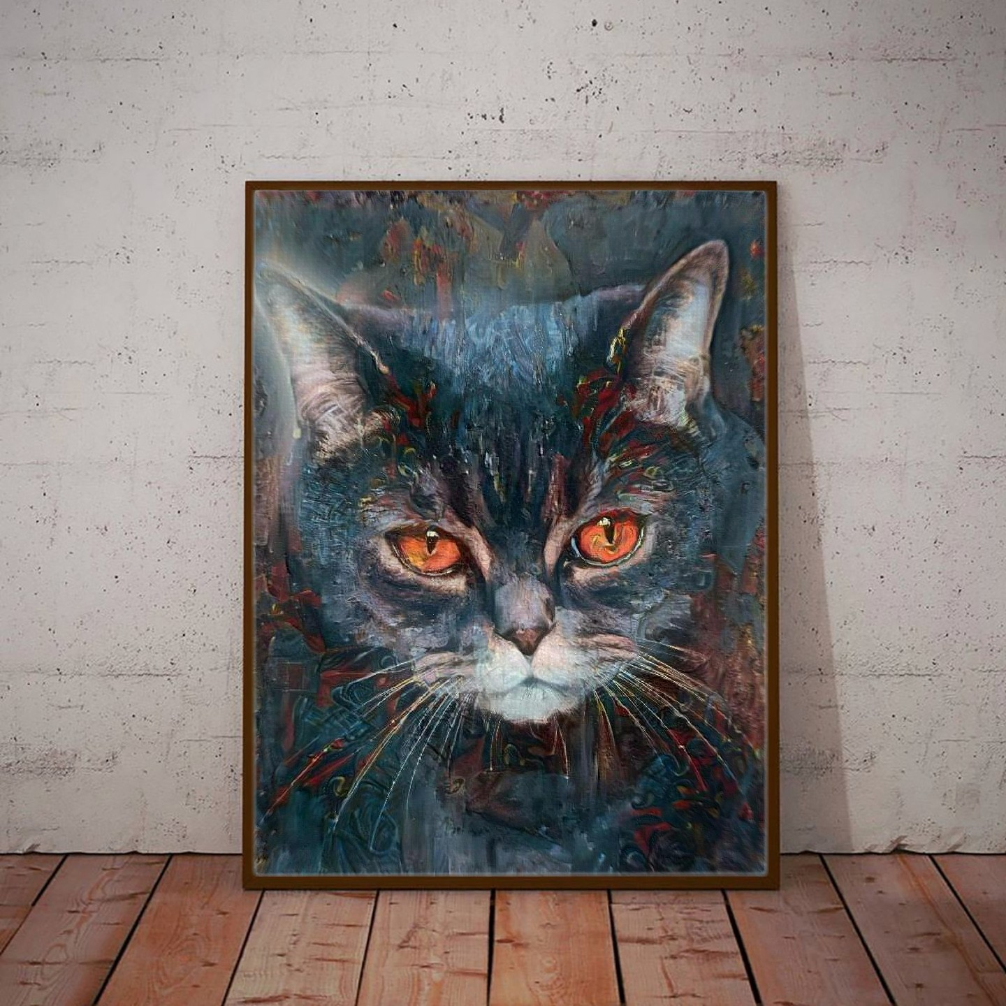 My Day Today Unique Pet Art Prints