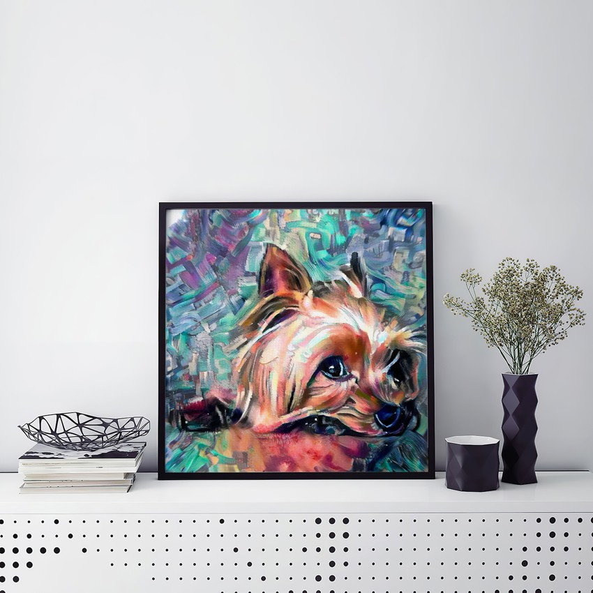 The Movements - Unmatched pet art