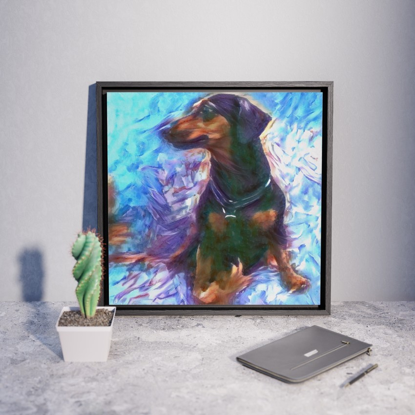 Modular Translation in Development - Noteworthy custom pet wall art