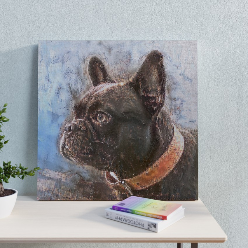 Luminous Dream - Bespoke pet portraits personalized just for you