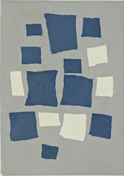 Jean Arp's Rectangles Arranged According to the Laws of Chance